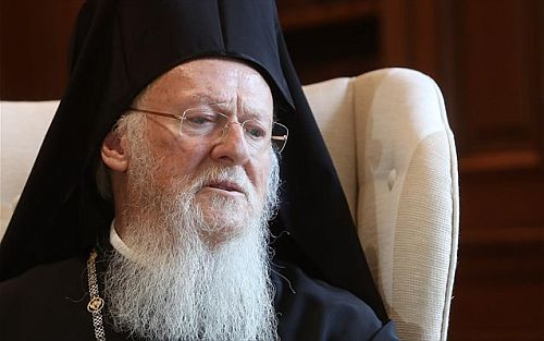 Patriarch Bartholomew took another step towards the Union with Rome