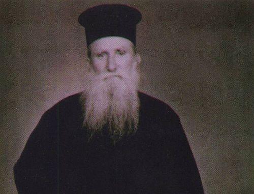 Παπα-Δημήτρης Γκαγκαστάθης - Ορθόδοξος Τύπος